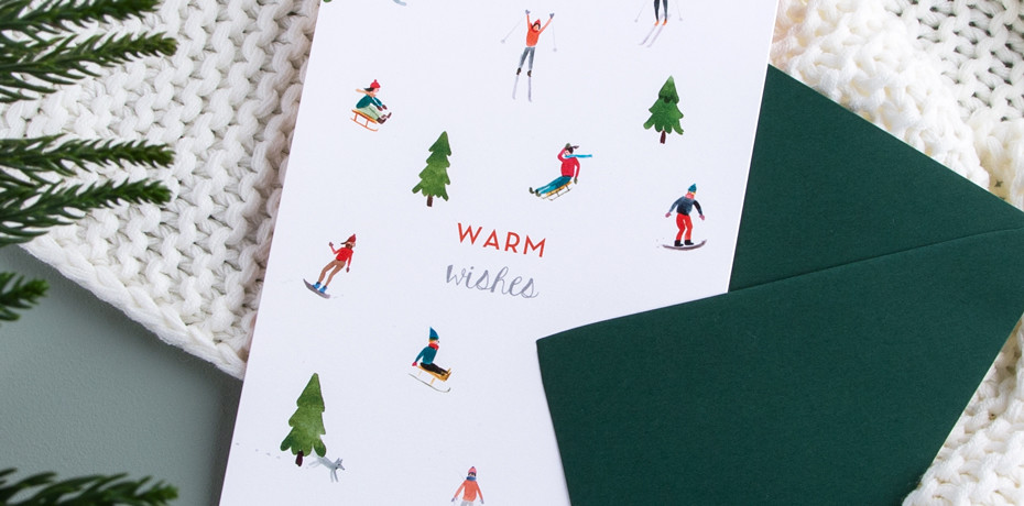 Christmas Card Ideas from Rosemood
