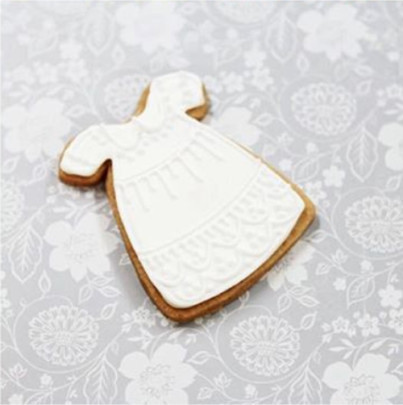 Bogato Christening biscuits