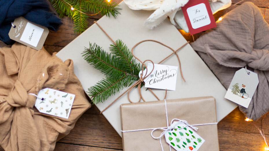 Personalised Christmas Gift Ideas from Rosemood